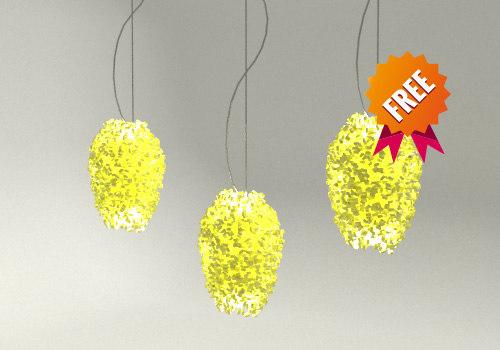modelled light 3ds free