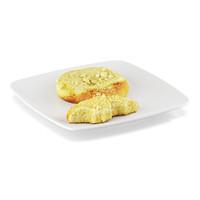 3d model sweet rolls