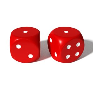 pair dice 3d 3ds