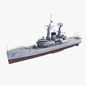 3d ahmad yani class frigate
