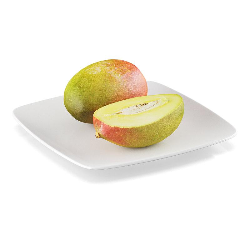 half mango fruit max