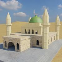 3d mosque kurd
