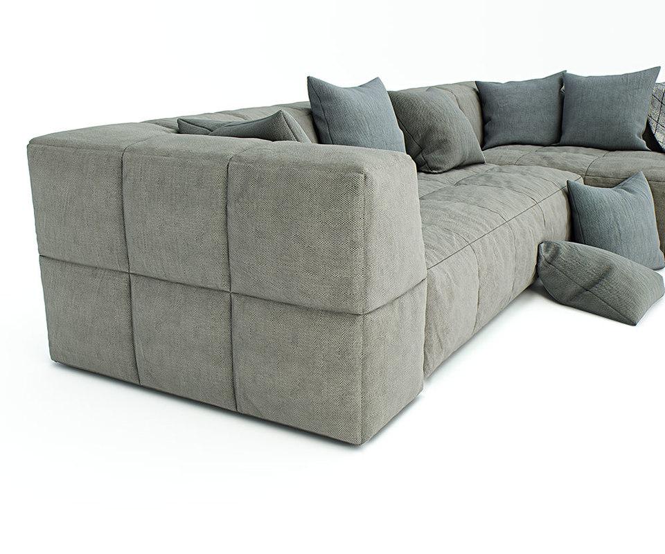 divanidea sofas 3d model