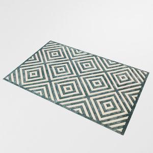 3ds carpet
