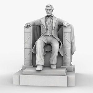 3ds max zbrush statue