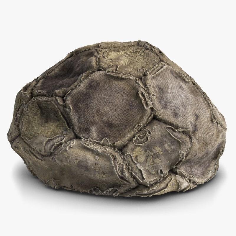 3dsmax ball soccer old