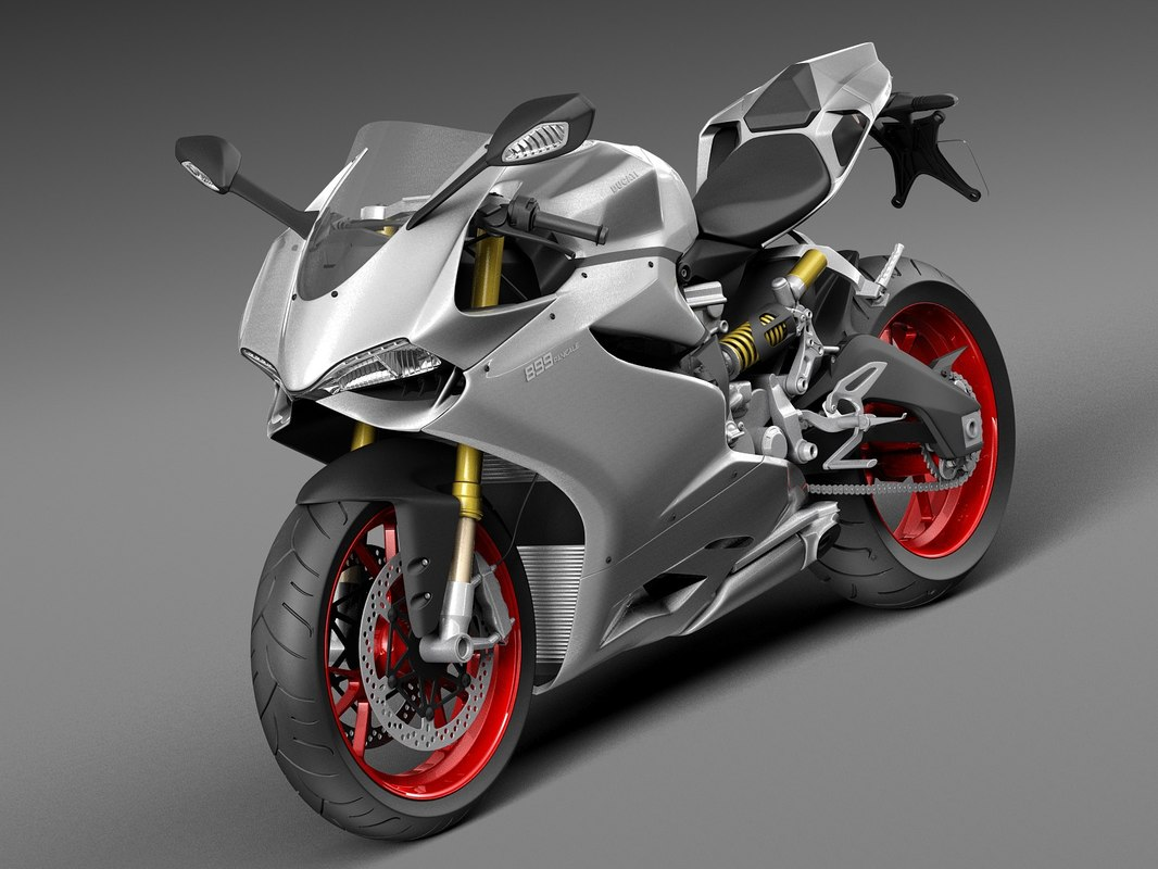ducati 3d models | turbosquid