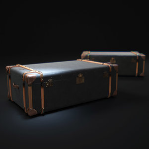 max richards -trunk-coffee-table