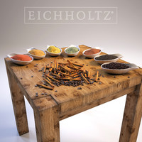 eichholtz table 3d max