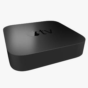 3ds max apple tv