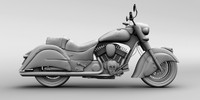 indian chief classic 3d ma