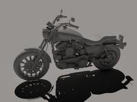 2d-Harley Davidson Sportster 1200