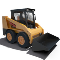 Cat 236B Skid Steer Loader