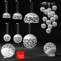 Studio Italia Design Pendant Fixture