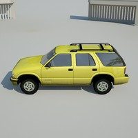 Low Poly Car (10 Cars) - Pretextured