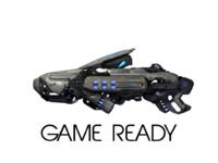 Scifi Plasma Gun