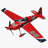 3d edge 540 race aircraft propeller
