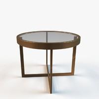 3ds max designer table