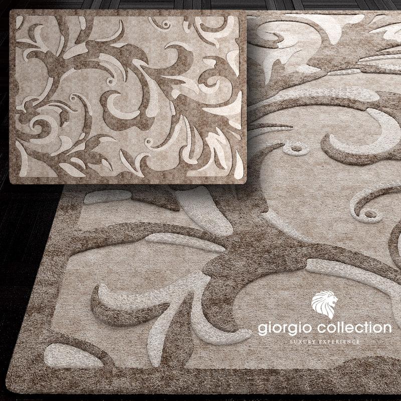 3d giorgio carpets model
