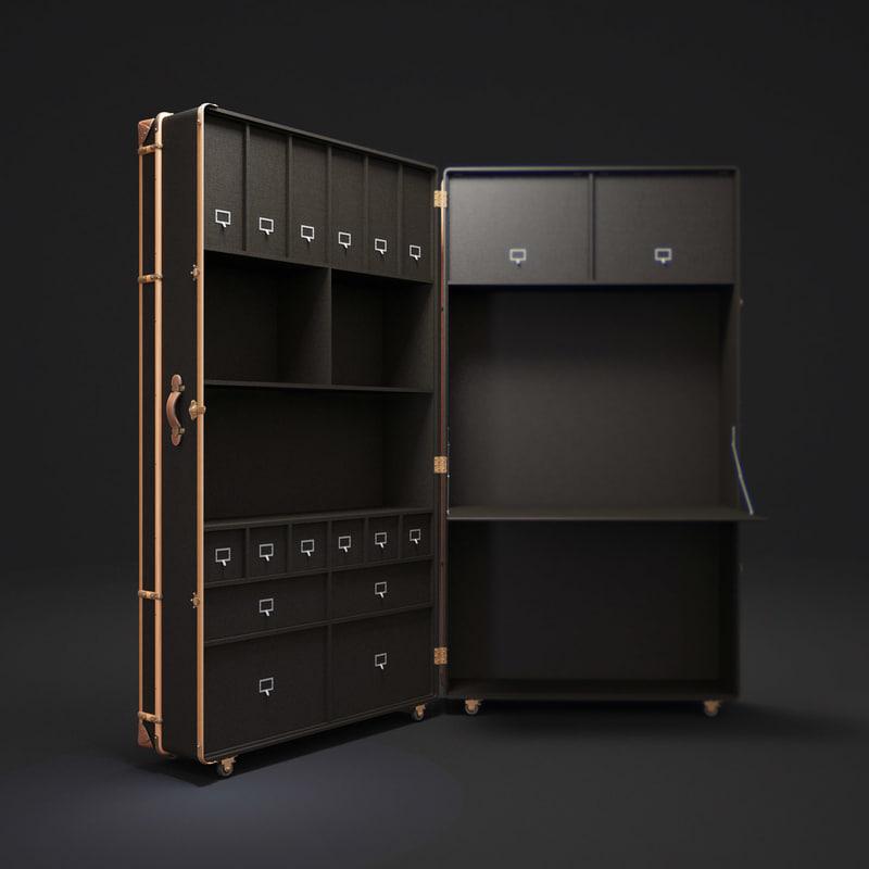 3ds max richards -trunk-secretary