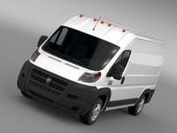 Ram Promaster Cargo 2500 HR 136WB 2015