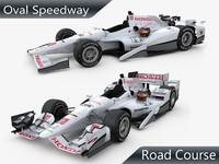 Indycar Honda Aero Kit 2015