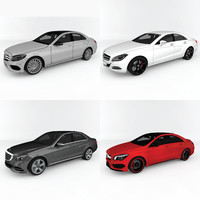 Mercedes-Benz Car Pack/Collection