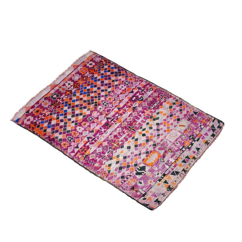 vintage moroccan carpet 3d max