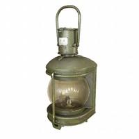 x japanese ship s lamp
