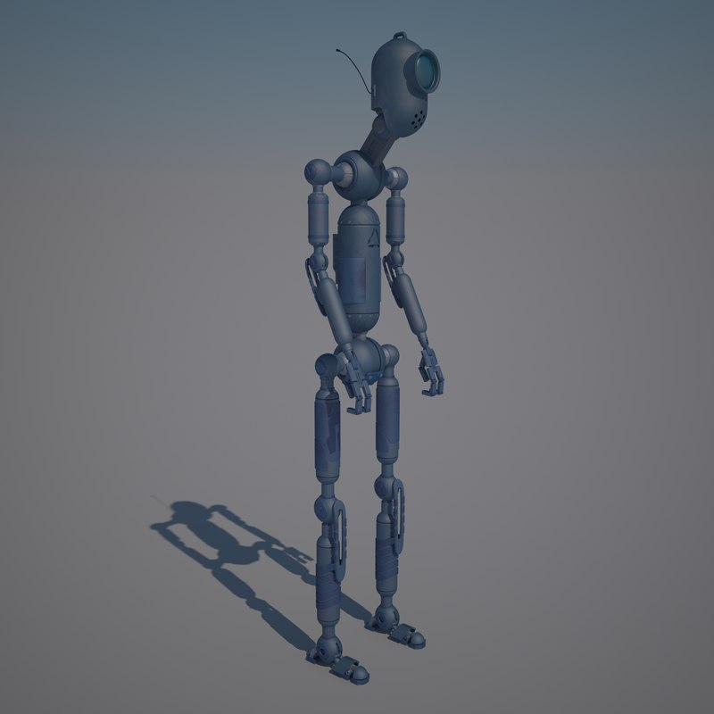 max robot oddy