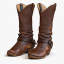 boots 3D models