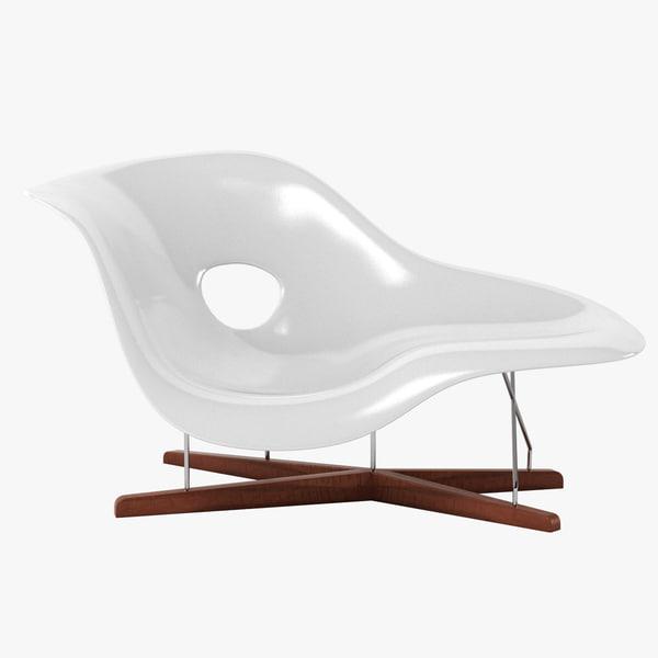 charles e la chaise 3d