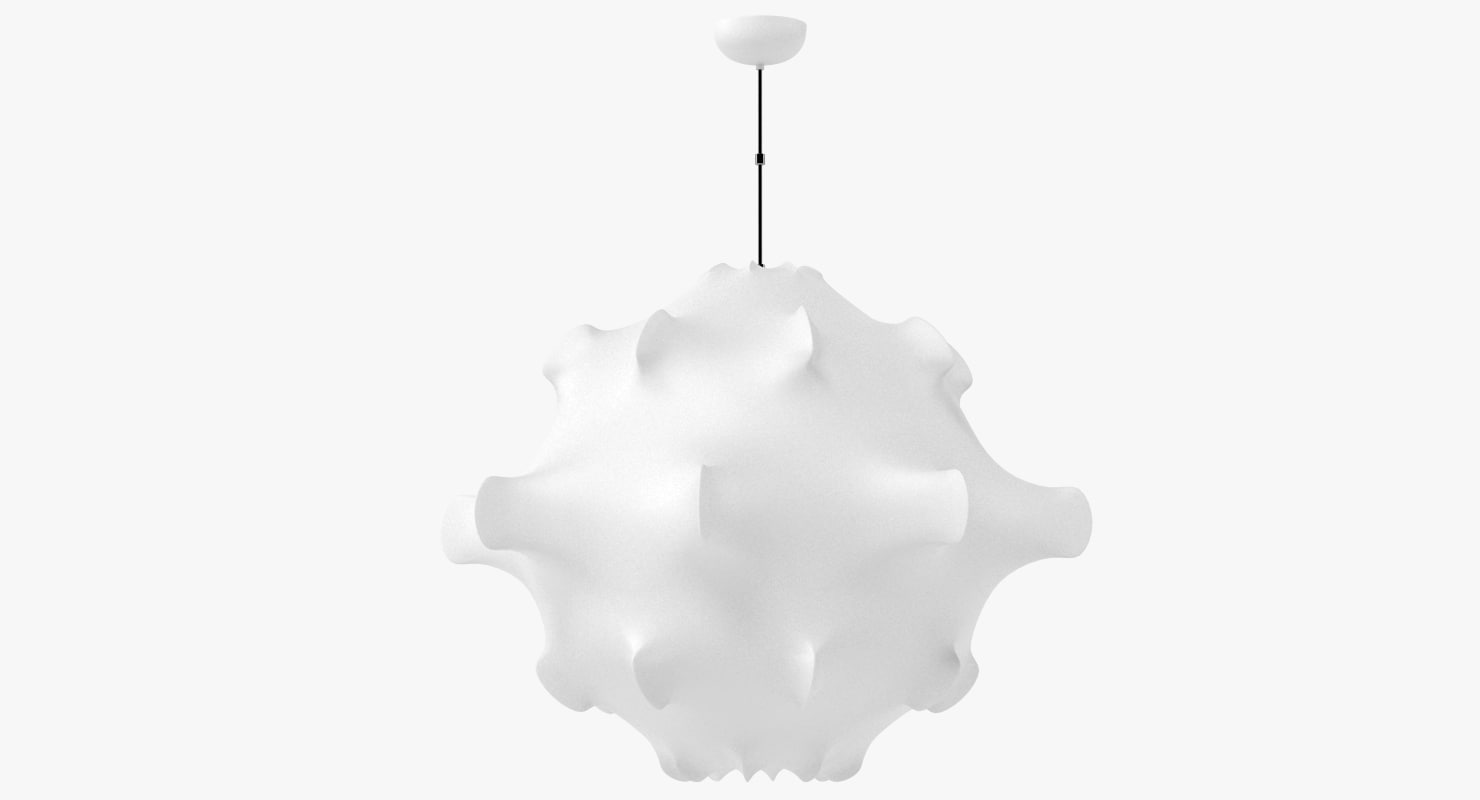 taraxacum s2 lamp light 3d model