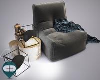 sofa lamps 3d model