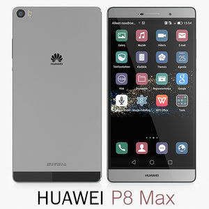3d huawei p8