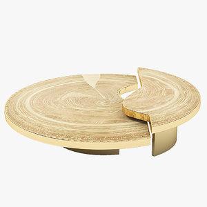 3d armand jonckers table