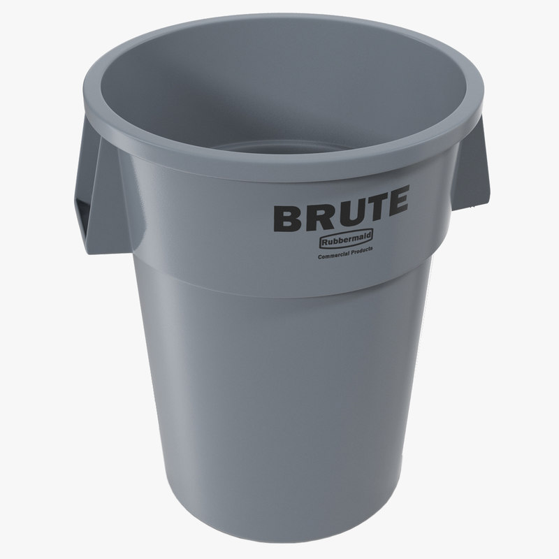 Plastic Garbage Can 3d model 01_.jpg