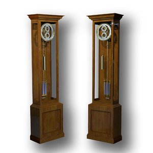 astronomical regulator clock obj