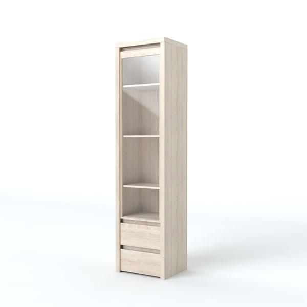 vitrine kaspian 3d model
