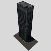 Seagram Tower Medium Detail