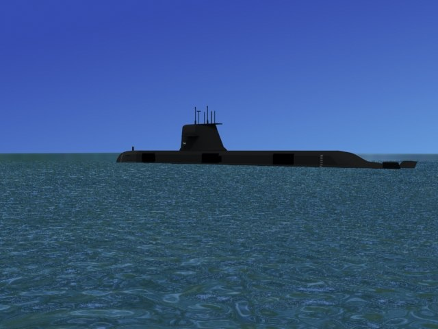 obj subs collins class submarines