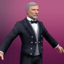 Butler 3D models