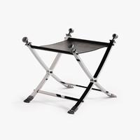 stool gunzburg 3d max