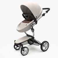 3d mima xari baby stroller