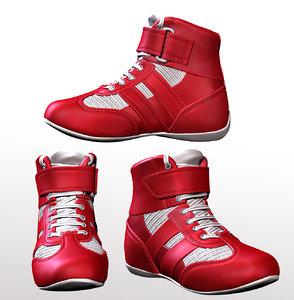 shoes driver 3ds