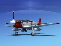 p-51b mustang p-51 north american max