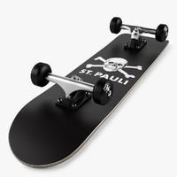max skateboard 5 inch