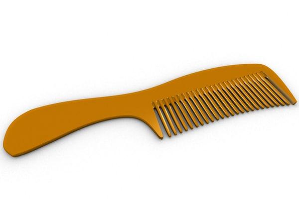 max hair comb