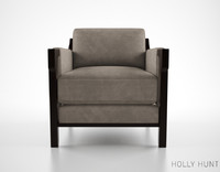 Holly Hunt Vienna Lounge chair