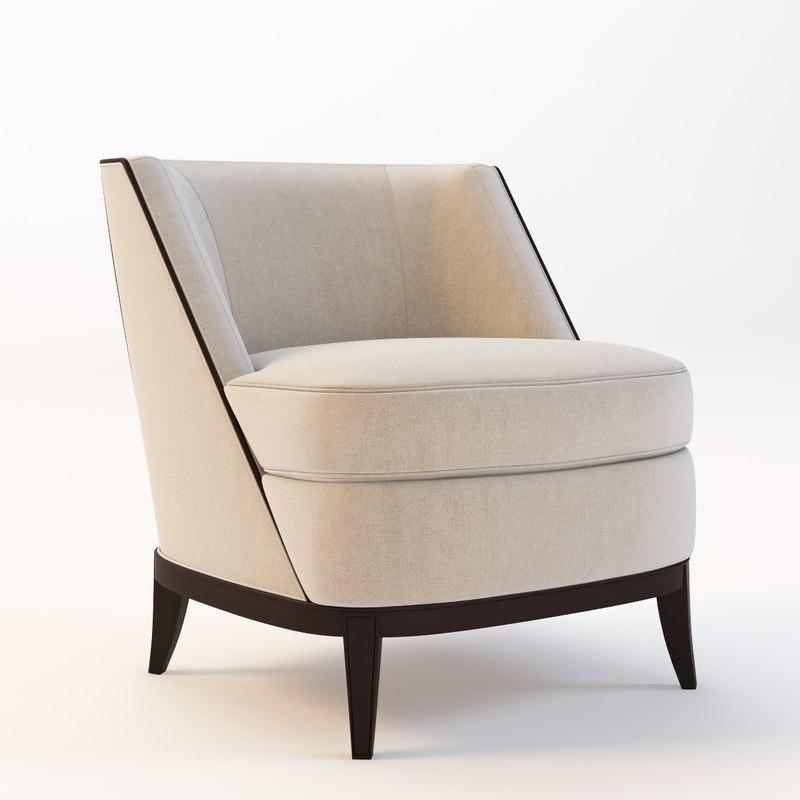 3d model bolier modern luxury